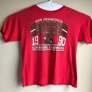 Other - Vtg 1990 San Francisco 49'ers SuperBowl Champs XL